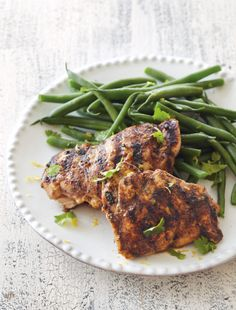 10 Ways with Grilled Chicken from Williams-Sonoma