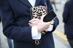 Subtle leopard.