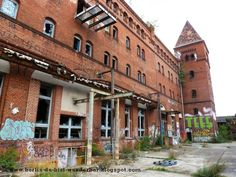 Berlin - Bärenquell-Brauerei