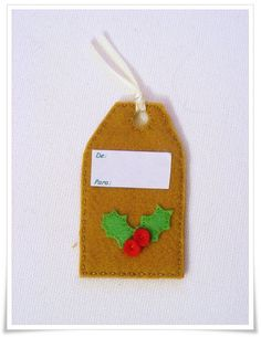 Xmas tag  etiqueta para as prendas de Natal     It's the Season to be Merry. How are you going to cope with all the Parties? By Thinking of your Health?