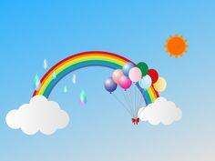 70 件のおすすめ画像ボード虹イラスト Rainbow Cloud