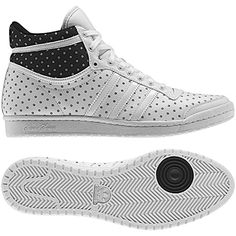 hot sales 1602c 801de adidas Womens Top Ten Hi Sleek Shoes  adidas UK Sports Luxe, Adidas Women,