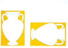 Jo Baer - Amphora Frieze, Print