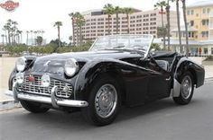 Fantastic Tr3 Triple Black, $10k In Recent Receipts On A 20 Year Old Restoration Price: $ 20,000 Make: #Triumph Model: Other Condition: Used Engine: 4 Location: 90292, #Marina Del Rey, Ca