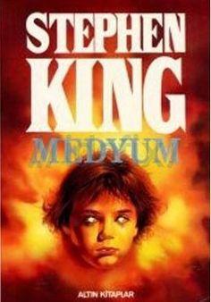 1001 kitap, tükenmiş, medyum-stephen-king