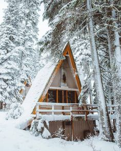House lake forest weddings 58 ideas for 2019 A Frame Tent, A Frame Cabin, A Frame House, Cozy Cabin, Cozy Cottage, Snow Cabin, Ideas De Cabina, Cabin Wedding, The Perfect Getaway