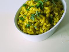 "Broccolicious: Dýňové mac & ""cheese"""