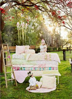 Princess and the Pea by Tickle the Imagination