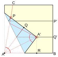 Mathematics of paper folding - Wikipedia, the free encyclopedia