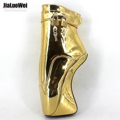 """97.60$  Buy here - http://ailgc.worlditems.win/all/product.php?id=32795164696 - """"Women Fashion Sexy fetish Exotic Extreme 7"""""""" High Heel Boots Buckle Stiletto strange Wedges Heelless padlocks Ankle Ballet boots"""""""