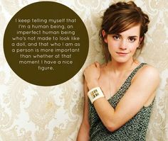 Quotes famous people celebrities emma watson 57 Ideas for 2019 Emma Watson Quotes, Positive Body Image, Positive Life, Body Love, Love Your Body Quotes, Celebration Quotes, Looks Cool, Along The Way, Picture Quotes