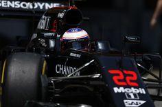 Discover the partnership Chandon and McLaren Honda team Spanish Grand Prix, F1 Season, Car And Driver, F 1, Formula One, Race Cars, World, Button, Drag Race Cars