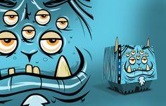 Speaker Dog | Illustrator: Travis Price: Melbourne Victoria Australia Vector
