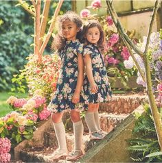 Shop at Janie and Jack today! Girl clothing and baby girl clothing are designed with eye-catching prints and the prettiest details. Girls dresses | Children's clothing | Summer dresses | Kids clothing and accessories | Girls Shoes | Autumn dresses  #afflink