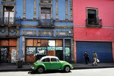 Üvegkép Cars - Green Car