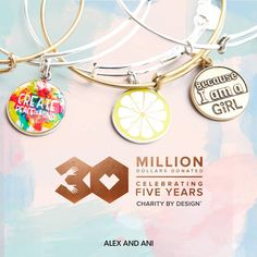 ALEX AND ANI CHARITY BY DESIGN collection