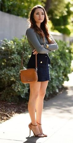 Beautiful ☺ ☺ women's fashion in 2019 jessica ricks, spring Jessica Ricks, Look Fashion, Fashion Outfits, Womens Fashion, Ladies Fashion, Petite Fashion, French Fashion, 90s Fashion, Fashion News