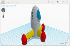Haz que los pequeños y pequeñas de la casa empiecen a adentrarse en el futuro transformando sus dibujos a modelos en 3D, empezando a poder diseñar sus propios juguetes dando rienda a su imaginación, ¿cómo? con un programa muy sencillo, ¡Tinkercad!    Tinkercad es un software gratuito, creado por Autodesk, donde cualquier persona puede aprender a crear