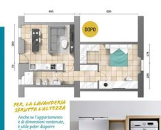 from Cose casa Make It Simple, Floor Plans, Floor Plan Drawing, House Floor Plans