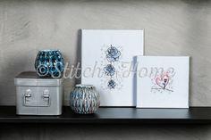 Mooie decoratie voor aan de muur | borduren editie 72-2020