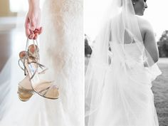 Mary Frances & David: Colorful Summer Wedding #jimmychoo #weddingshoes