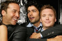 I would love any of these three, but especially kevin connolly or jeremy piven... LOVE them.