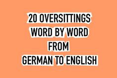 20 Übersetzungen - Wort für Wort - von deutsch zu englisch - #BadEnglish, #Übersetzungsfehler http://www.berliner-buzz.de/20-uebersetzungen-wort-fuer-wort-von-deutsch-zu-englisch/