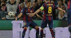 Barça gana al PSG 2-0 y pasan a semifinales de la Champion | A Son De Salsa