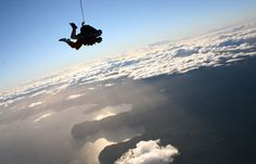 Skydive Taupo, NZ :D miss this