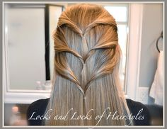 Beautiful Hairstyle: for long or short hair