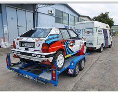 Martini Racing, Lancia Delta, Van, Vehicles, Car, Vans, Vehicle, Vans Outfit, Tools