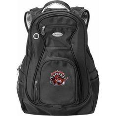 NBA Laptop Travel Backpack, Black