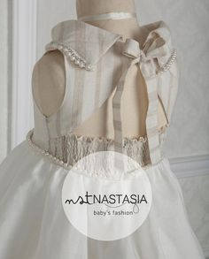 fashion baby's fashion baby's couture tiny fashion gowns gowns for baby girls Girls Dresses, Flower Girl Dresses, Baby Couture, Creative Inspiration, Gowns, Wedding Dresses, Baby Girls, Fashion, Dresses Of Girls