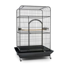 Prevue Pet Products Empire Extra Large Bird Cage - Black Hammertone - 3157