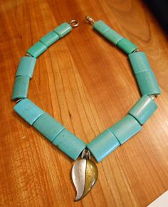 Pocahontas' Turqoise Necklace by happyeverafter on deviantART