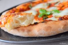 Best Pizza Dough, Good Pizza, Pizza Lasagna, Bread Recipes, Cooking Recipes, Pita, Cooking On The Grill, Grilling, Toast
