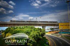 Getting around using the Gautrain Transport Hub, Trains, Transportation, Album, Luxury, People, People Illustration, Train, Folk