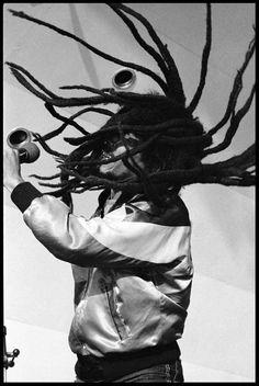 Bob Marley by David Corio