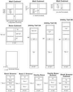 Standard Toilet Dimensions Imperial : ... Pinterest  Kitchens And Bathrooms, Ada Bathroom and Handicap Bathroom