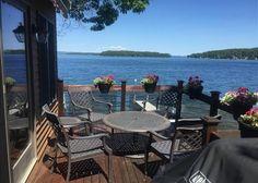 Gilford, NH United States - Lake Winnipesaukee Waterfront Home (LON123W)   Bayside Rentals