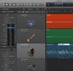 Real-Time MIDI Editing In Logic Pro X: How-to; Parameters; Rendering; Quantization; Details.