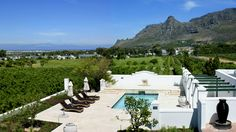 Steenberg Hotel – SOUTH AFRICA. Located on Cape Town's oldest wine farm and set against the slopes of Steenberg Mountain with grand views over False Bay.