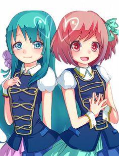 Chieri and Nagisa