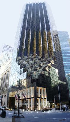 Trump Tower, New York City. | See More Pictures