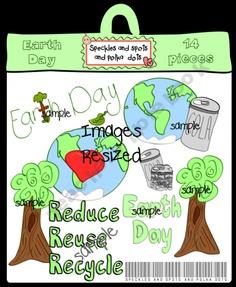 Earth Day  #gogreenwithaloette
