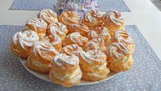 Vanilkové venčeky z odpaľovaného cesta , zákusky a koláče, fotopostupy | Tortyodmamy.sk