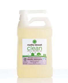 Martha Stewart CLEAN Laundry Detergent