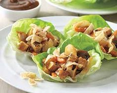 Asian Style Chicken for Lettuce Wraps and other delicious groceries delivered to your door. #Schwans #FoodDelivery #Appetizers