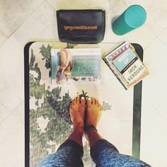 We love seeing our products out in the world! Thanks to #Yogamatic customer @jeccann1111 for this shot of her #customyogamat in action! Want to show us how #Anymatic is a part of your life? Be sure to tag us in your pics! #yoga #yogalife #yogamat