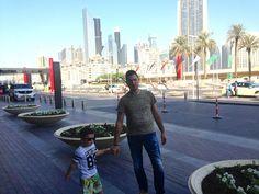 Dubai con i bambini Elinoe11